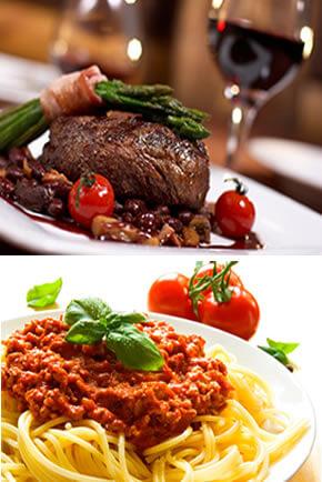 Restaurante comida italiana santa barbara cerca usaquen for Comida italiana